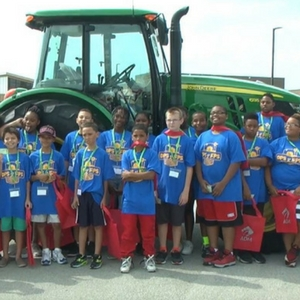 DPS attends Farm Progress Show for the first time ever!