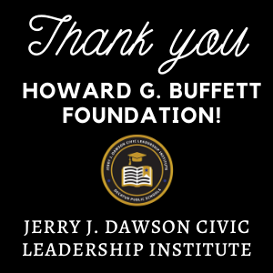 Jerry J. Dawson Civic Leadership Institute