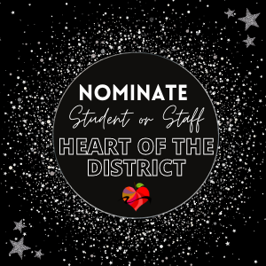 Nominate Someone for a Heart Award