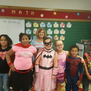 Super Heroes to the Rescue!!