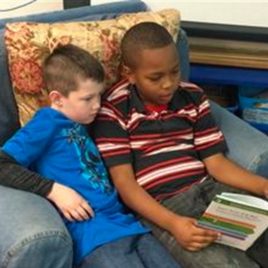 4th/1st Grade Reading Buddies
