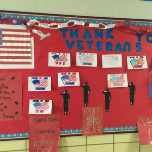 South Shores Celebrates Our SuperStar Veterans!