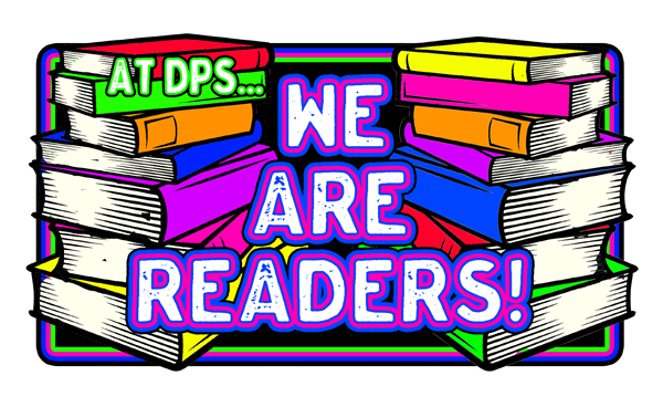 We Are Readers Logo