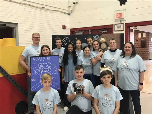 FLL Named  Grand Champion